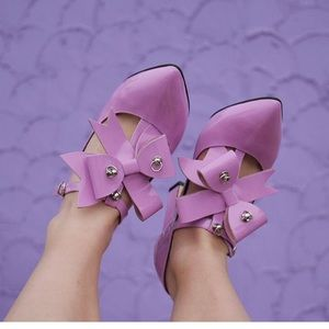 Shoes - Bow shoes